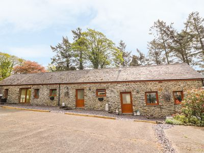 Photo for THE DAIRY, pet friendly, with hot tub in Llandysul, Ref 4285