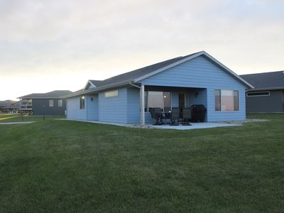 Photo for Only $350 PEAK RATE Bridges Bay Cabin #213  Wow, this cabin is NICE!  Best Deal!