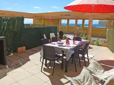 Photo for Apartment Casino  in Canet - Plage, Pyrénées - Orientales - 4 persons, 1 bedroom