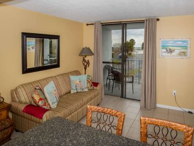 Photo for Gulf Shores Surf and Racquet 215A - FREE GOLF, FISHING, DVD RENTALS, WATERVILLE AND ESCAPE ROOM TICK