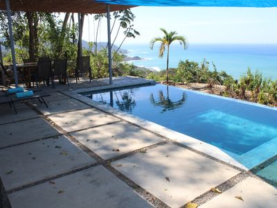 Photo for Villa Vista al Mar, STUNNING view & close to town