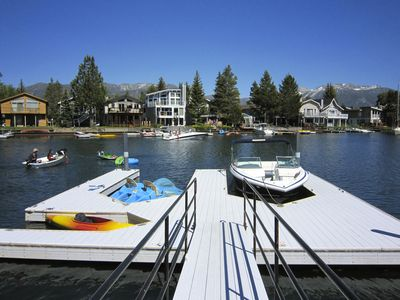 Photo for Spectacular-Heavenly Views-Waterfront-Hot Tub-Pool Table-Dock