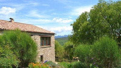 Photo for 8 bedroom Villa, sleeps 19 in les Planes d'Hostoles with Pool and WiFi