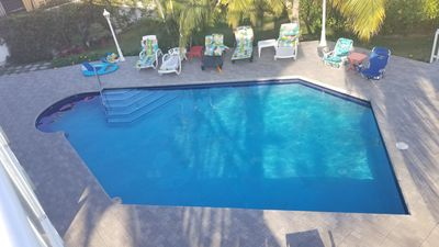 Photo for Luxury Resort Style 1 bedroom with Pool in Coronado 3 min walk to the Beach