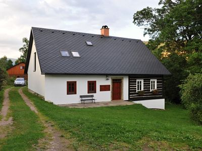 Photo for Holiday house in quiet surroundings at a forest