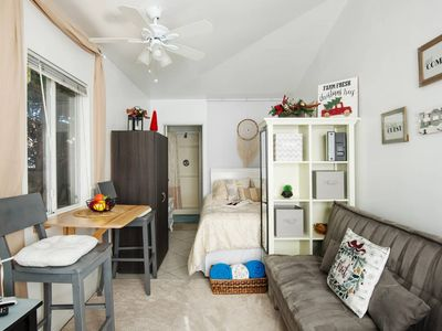 Photo for Prime location near to the beach