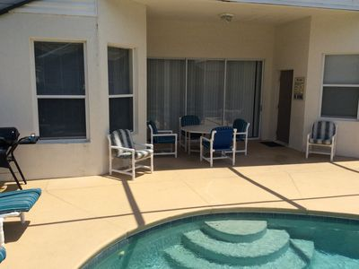 Photo for Windsor Palms - 2 KING Masters, Pvt Pool, Hot Tub, Games