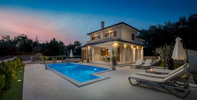 Photo for Luxury Villa Nikol in Dobrinj