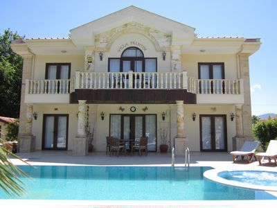 Photo for Detached Walled & Gated Villa With WI FI, Private Pool, Separate jacuzzi.