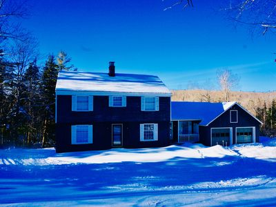 Photo for Restored Farmhouse Colonial- 5 Miles to Mount Snow & 5 Steps to Vast Trails