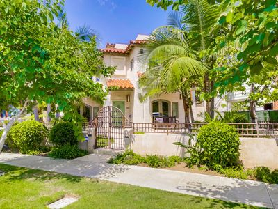 Amazing property one block from the beach!