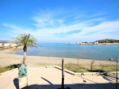 Photo for Modern, cozy and fully equipped apartment situated on the seafront, in the quietest corner