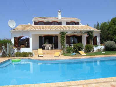 Photo for Lovely villa on the outskirts of the unspoilt village of Almadena