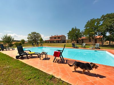 Photo for Charming Residence with park and swimming pool in Maremma, near the Argentario sea