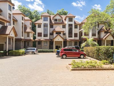 Photo for Luxuriously furnished 2 bedroom duplex in a serene secluded part of Westlands