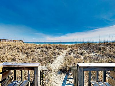 Photo for Spacious Oceanfront House w/ Direct Beach Access & Sprawling Private Deck