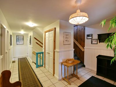 Photo for Swiss style chalet  with Free internet and indoor sauna