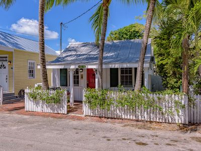 Photo for Tobago House - Historic Cottage Steps from Downtown Key West