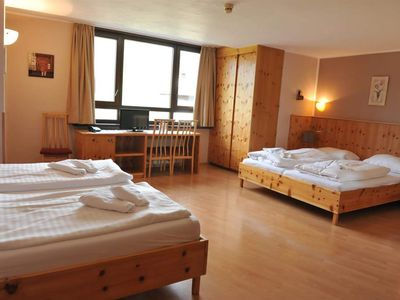 Photo for Quadruple Room with Shower, Toilet - Hotel Al gallo Forcello. 1530