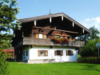 Photo for holiday home Fankhaus, Kirchbichl  in Kitzbüheler Alpen - 8 persons, 5 bedrooms