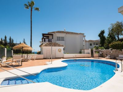 Photo for Benalmadena Apartment, Sleeps 4 with Pool and Air Con