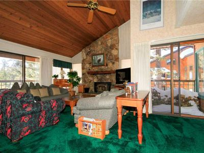 Photo for Mountainback #31, Loft, Corner: 3.5 BR / 3 BA  in Mammoth Lakes, Sleeps 9
