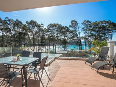 Photo for Batemans Bay's Beach Holiday apartment 200 mts to Denhams and Surf Beach