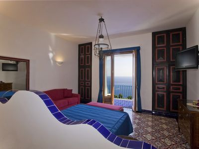 Photo for Charming 6 bedroom Villa in Amalfi (Q9113)