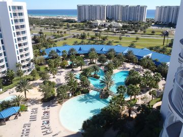 18% OFF JAN - FEB - 2 BR / 2 BA - POOL SIDE 12TH FLOOR CONDO WITH GREAT VIEWS