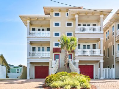 Photo for Sea's The Day - 5 Bedroom Home - Private Pool & Hot Tub!  West End - Elevator!!!