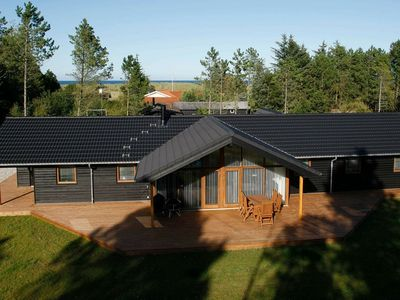 Photo for Quint Holiday Home in Jerup near with Sauna