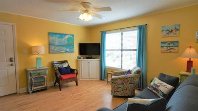 Photo for GREAT LOCATION, CUTE DECOR, GREAT PRICE - BEACHBALL PROPERTIES