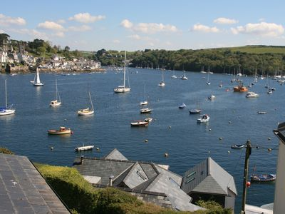 Photo for A Cottage in a dream location in Polruan near Fowey with stunning views