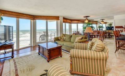 Photo for Amazing Oceanfront 3BR/3BA Condo with Incredible Views! 5 Star Luxury!