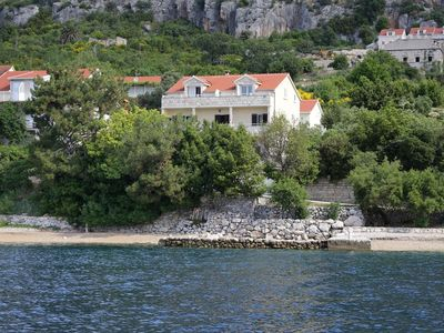 Photo for Two bedroom apartment near beach Viganj (Pelješac)