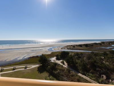 Photo for 3BR/2BA South Tower - Southern View - Just Redecorated - Beach Locker!