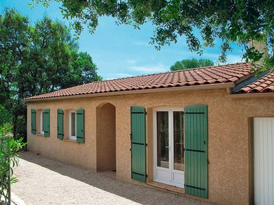 Photo for Vacation home in Le Cannet - des - Maures, Côte d'Azur hinterland - 6 persons, 3 bedrooms
