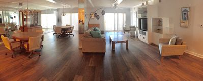 Photo for Extra Large Renovated 4 Bedroom-Sleeps 12 in King/Queens- Right On Beach!!