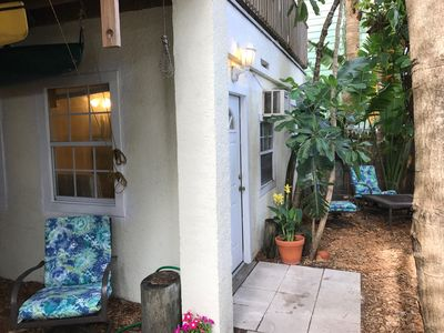 Photo for Sunset Beach Studio Apartment-Steps to Beach, Beautiful. Never a management fee!