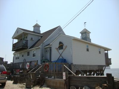 Photo for Incredible Two Story Home on Delaware Bay
