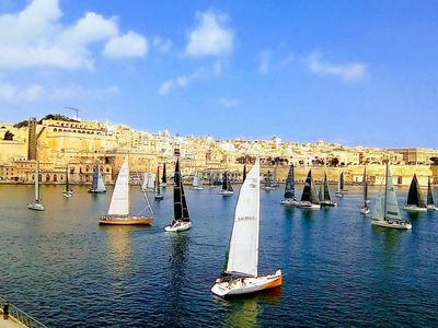 Photo for Guest House and B&B, in the historic heart of the Three Cities, Malta