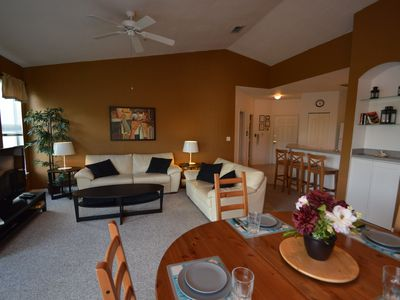 Photo for 14-207 Great location close to Walt Disney World with a heated pool, game room