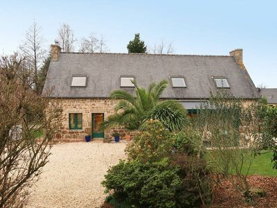 Photo for Vacation home Le Liorzo  in PLOUMILLIAU, Côtes d'Armor - 8 persons, 4 bedrooms