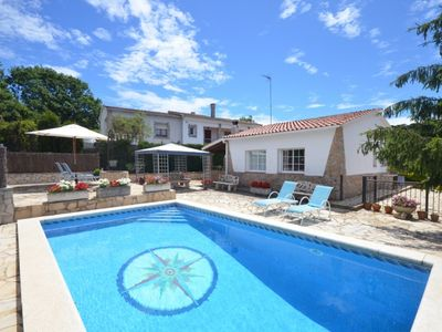 Photo for Club Villamar - Beautiful holiday villa for 8 people with a private pool, a barbecue and several ...