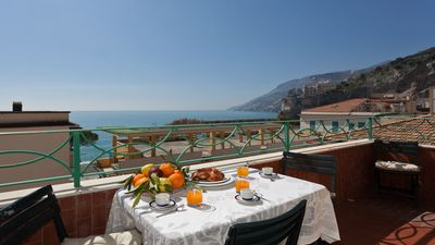 Photo for CASA ANGELINA - HOLIDAY APARTMENT - MAIORI - AMALFI COAST