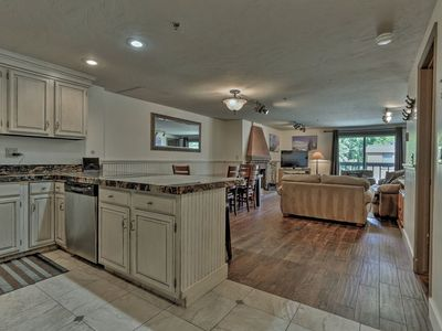 CDC Approved Cleaning! In Town Condo Perfection. Just Steps from Park City Resort + Amenities