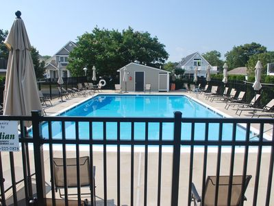Photo for Rehoboth Townhouse with Pool! 3 Blocks to Beach! (NEXT TO VRBO LISTING #956165)