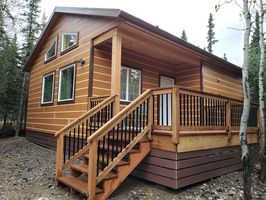 Photo for 2BR Cabin Vacation Rental in Healy, Alaska
