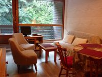 Quiet apartment in beautiful town and region.