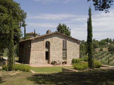 Photo for La Capanna di Castell'in Villa, deluxe villa for 4 people